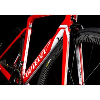 Wilier Cento 10 Air Ultegra Ksyrium Elite RED