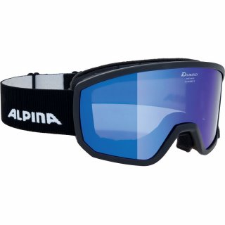 Alpina Scarabeo S MM blue Glases