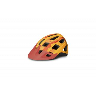 Cube Helm Badger orange