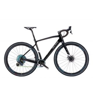 Wilier JENA Full 105Disc RS171 blk-silv